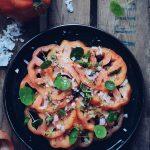 basis-salade-met-coeur-de-boeuf-tomaat