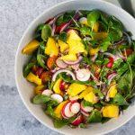 mango salade