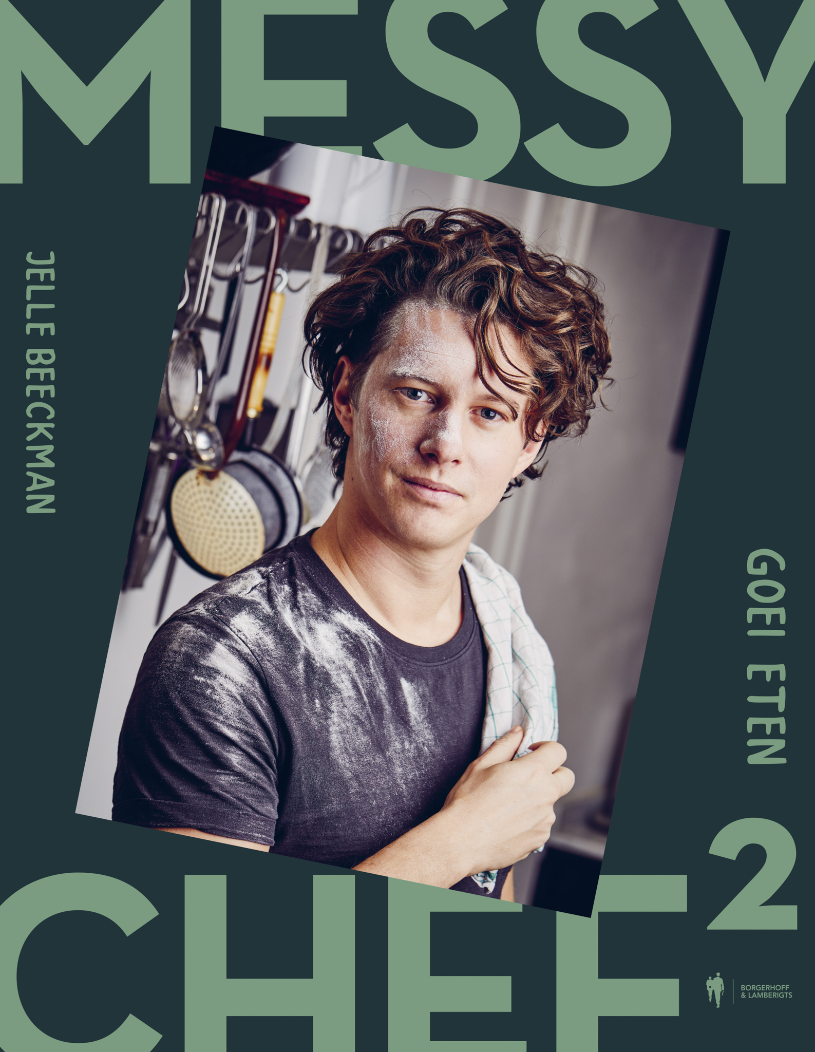 Kookboek: The Messy Chef 2